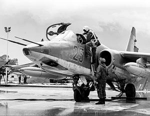 В Сирии Россия использовала совершенно разные самолеты, которые подходили для выполнения конкретных задач