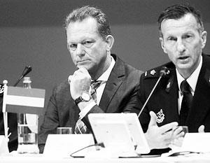 Нидерландская комиссия по расследованию катастрофы не представила никаких реальных доказательств вины России