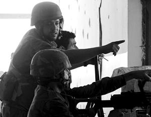 Из Хамы уже давно не приходило новостей об успехах сирийской армии