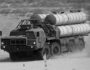 Размещение С-300ВМ в сирийском Тартусе для российской армии носит прагматичный характер