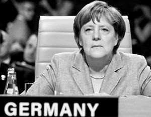 Американские СМИ утверждают: правительство Меркель «изучает возможности» введения новых антироссийских санкций