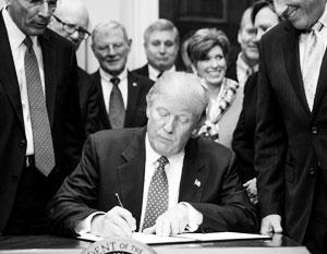 Если Дональд Трамп не переломит ситуацию в свою пользу, то многие его обещания так и останутся на бумаге