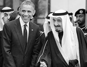 Тоталитарная Саудовская Аравия – главный союзник и друг США в Персидском заливе