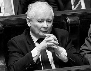 Польша «раз и навсегда на сто процентов» покончит с зависимостью от России, обещает Ярослав Качиньский