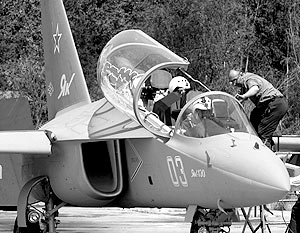 Ближайшие десятилетия летчики будут тренироваться на Як-130