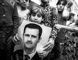 У Москвы и Вашингтона разное видение присутствия Асада в системе власти Сирии