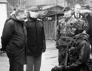По мнению президента Саули Нийнистё, пока у Финляндии хватает возможностей для обеспечения своей безопасности