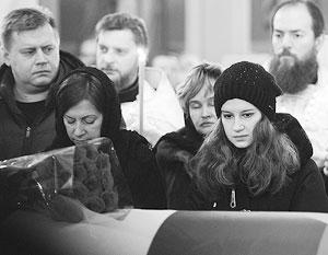 Гелена Пешкова (на фото слева) может скоро лицом к лицу встретиться с представителем государства, погубившего ее мужа