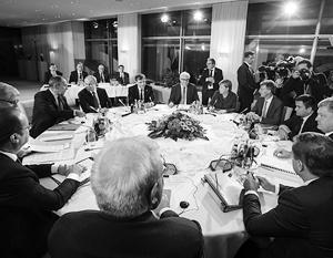 Впервые за несколько лет мирных переговоров Россия прямо предложила США превратить «нормандскую четверку» в «пятерку»