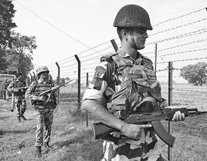 Линия разграничения сторон между Индией и Пакистаном в Кашмире может превратиться в линию фронта