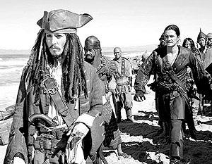 Кадр из фильма «Пираты Карибского моря: На краю света»