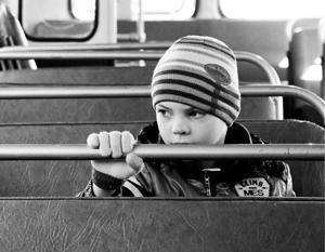Общественники убеждены, что ребенка – с деньгами или без – из транспорта высаживать нельзя