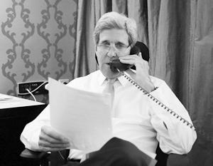 Керри отдал на попытки урегулировать сирийский вопрос с Москвой чрезвычайно много сил