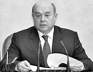Михаил Фрадков