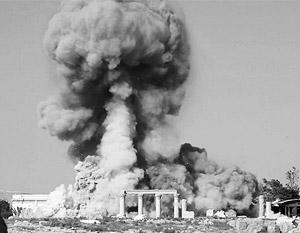 Захват Пальмиры боевиками угрожает последним уцелевшим объектам Всемирного наследия ЮНЕСКО