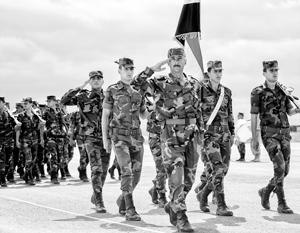 Перекосы в структуре сирийской армии определило противостояние с Израилем