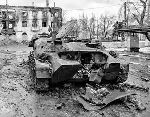 Штурмовые группы ВСУ были доставлены на передовую на БМП, что их и сгубило