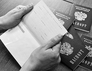 Президент России выступил за упрощение процедуры получения гражданства РФ для российских соотечественников