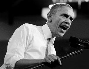 Личная ненависть президента США зашкаливает, отмечают в российском МИДе