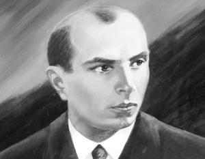 В справке о Степане Бандере говорится, что он входил в «террористическую организацию ОУН»