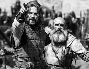 По мнению литовцев, «Викинг» унизил Украину, ведь Украина в фильме не упомянута