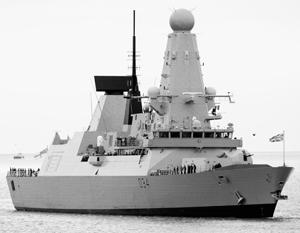 Эсминец Diamond стал следствием программы перевооружения британских ВМС