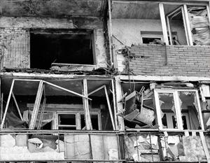 Последствия последних обстрелов Донецка