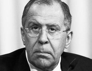 Лавров назвал тратой времени обращения к совести украинских политиков