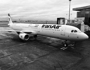 Обновление Ираном своих самолетов – один из предметов торга между Тегераном и Москвой