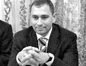 Вице-президент «Мобильных ТелеСистем» Михаил Шамолин