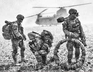 Американские военные попытаются «успокоить и сдержать» конфликтующие стороны