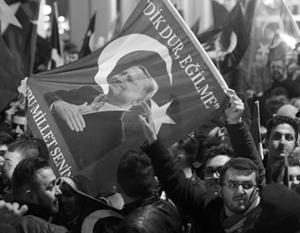 Эрдогану не позволяют донести свое мнение до турецкой диаспоры в Европе