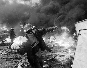 Анонимные организаторы акции 2 апреля хотят устроить провокацию по сценарию Майдана с поджогом покрышек и метанием коктейлей Молотова
