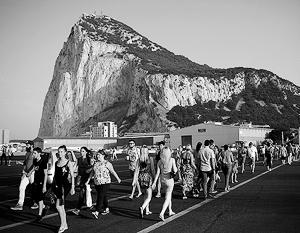 Евросоюз сделал Гибралтар частью переговорной повестки по выходу Британии из ЕС