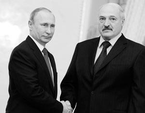 Путин заявил, что разногласия между Россией и Белоруссией урегулированы