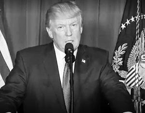 Трамп признал свою полную капитуляцию и разоружился перед лицом партии и правительства