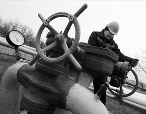 Киев играет на нервах Газпрома и шантажирует Брюссель