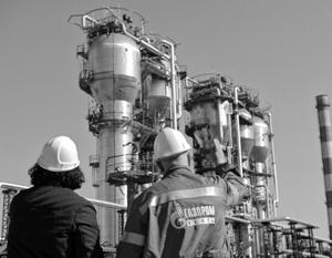 Газпром готов сохранить транзит через Украину