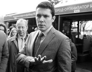 Антон Алиханов стал не только самым молодым, но и одним из самых ярких в публичной сфере среди руководителей российских регионов