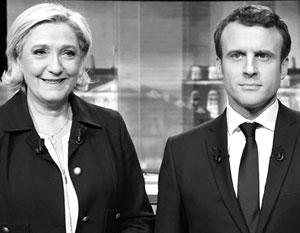 «Французы уже смогли узреть истинную природу месье Макрона, его доброжелательность сменилась злословием», – заметила Ле Пен