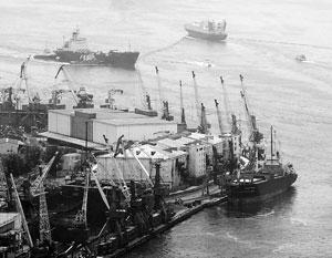Владивосток – один из тех портов, которые хотят «взять на контроль» американцы