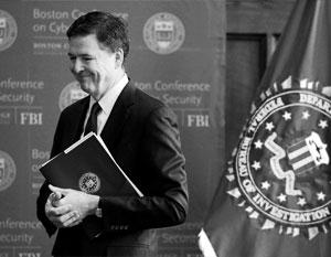 Уволенного главу ФБР Джеймса Коми считают «причастным» и к победе Трампа, и к стремлению «утопить» его, обвинив в связи с Москвой