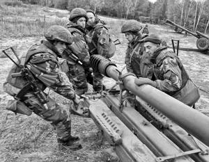 Российско-белорусские учения «Запад» проходят регулярно – раз в два года