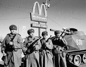 Паранойя американцев напоминает о фильмах, снятых в разгар холодной войны