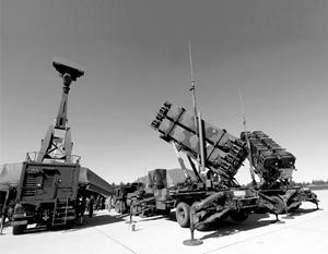 Минобороны Украины замечталось об американских противоракетных комплексах «Пэтриот»