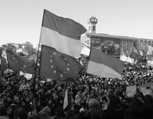 В Киеве ратификацию соглашения отметили как свою победу над «российскими трюками»