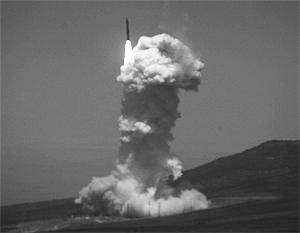 Так выглядит пуск ракет GMD американской системы ПРО