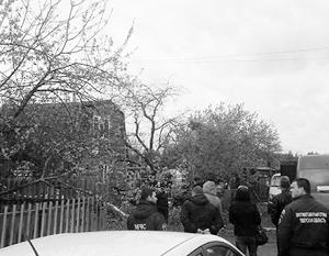 Трагедия произошла в ночь на воскресенье в дачном поселке в Конаковском районе Тверской области