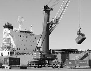 Правительство России утвердило план паромного сообщения с Калининградской областью через порт Усть-Луга