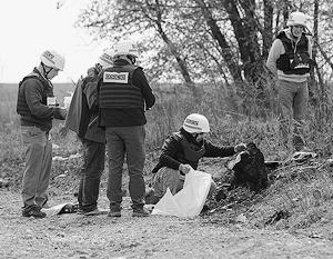 Миссия ОБСЕ все чаще становится объектом провокаций СБУ, но проверять на прочность российских пограничников Киев вряд ли решится